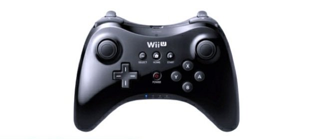 E3: Hands-on with the Wii U Pro Controller photo
