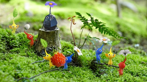E3: Hands-on with Pikmin 3 photo