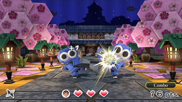 E3: Hands-on with Nintendo Land: Takamuru's Ninja Castle photo