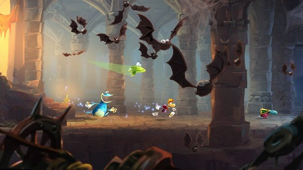 E3: Hands-on with Rayman Legends photo
