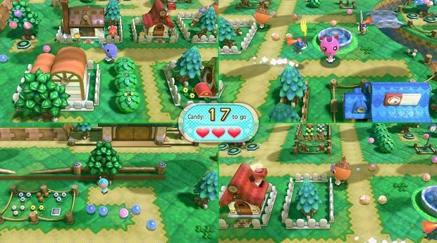 E3: Hands-on with Nintendo Land: AC: Sweet Day photo