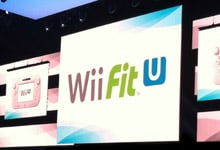 E3: Wii Fit U and Holmes' best Lara Croft impression photo