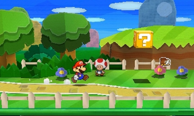 E3: New details on Paper Mario: Sticker Star photo