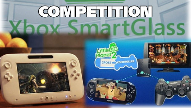 SmartGlass Ps3/Vita Crossplay and the Wii U Gamepad