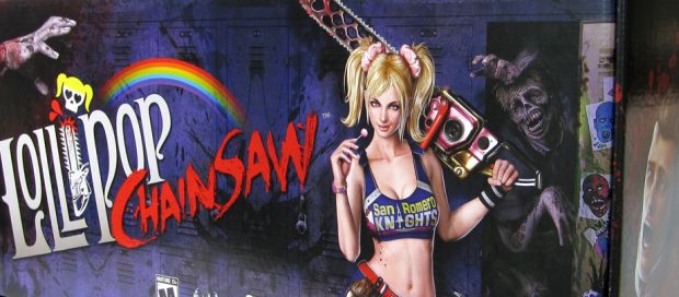 Win a swag box full of Lollipop Chainsaw goodies! photo