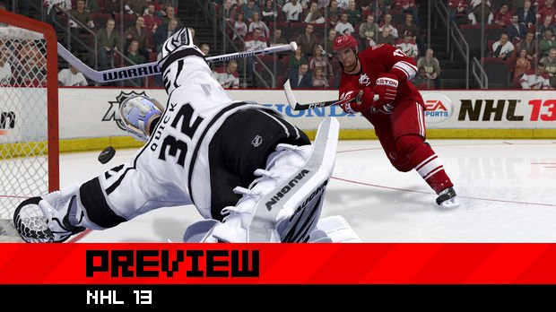 Preview: NHL 13 photo