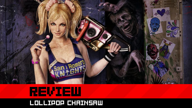 Review: Lollipop Chainsaw photo
