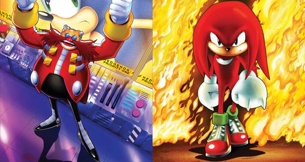 Sonic orgia