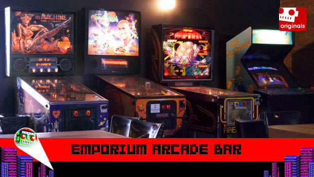 Spotlight: Drinking and gaming at Emporium Arcade Bar photo