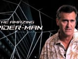 Bruce Campbell gets extreme in The Amazing Spider-Man photo