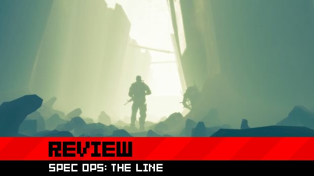 Review: Spec Ops: The Line photo