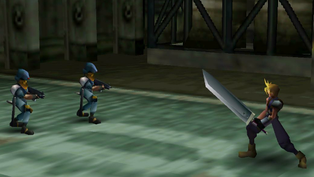 Final Fantasy VII will be remade when FFVII is bested  screenshot