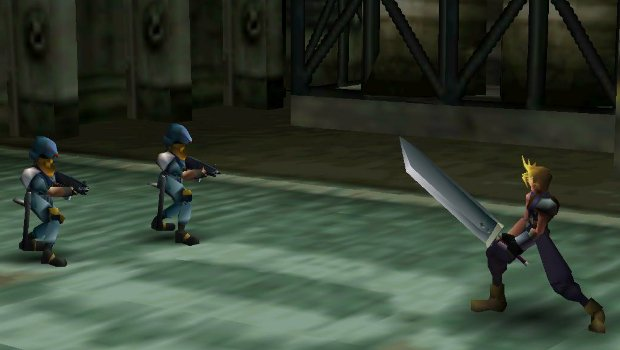 Final Fantasy VII will be remade when FFVII is bested  photo