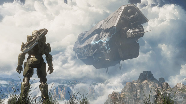 50 missions for first season of Halo 4: Spartan Ops