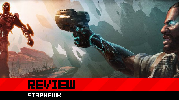 Review: Starhawk photo
