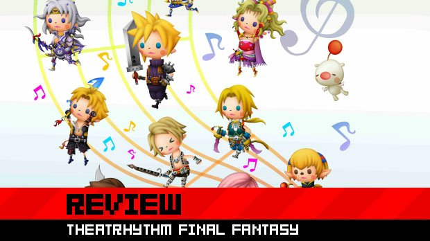 Review: Theatrhythm Final Fantasy photo