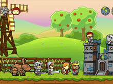 These Scribblenauts Unlimited pics smell of elderberries photo