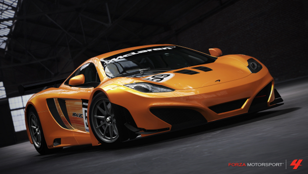 July Car Pack for Forza Motorsport 4 adds ten new cars screenshot