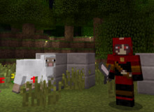 Dress up like Clayton Carmine in Minecraft on Xbox photo