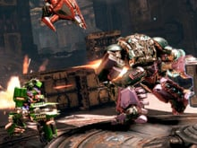 SDCC Quickie: Transformers: Fall of Cybertron multiplayer photo