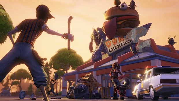 SDCC: First Fortnite details revealed at Epic Games panel photo