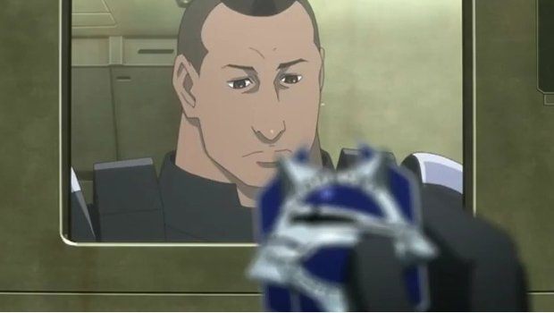 Sdcc Mass Effect Anime Prequel Gets A Trailer Now Watch