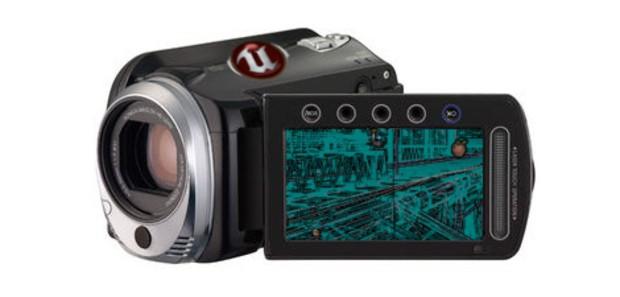 Next-Gen: Gaming's handheld camcorder photo