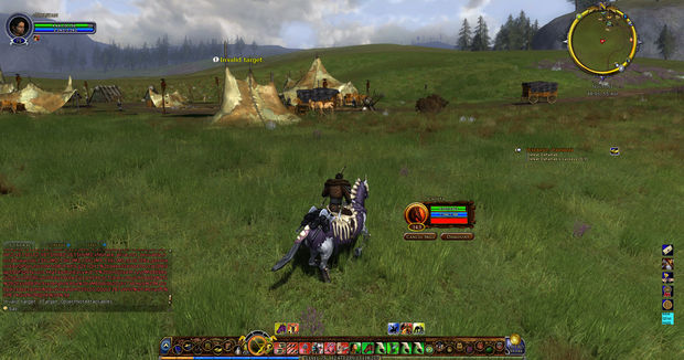 Hands On With Mounted Combat In Lotro Riders Of Rohan