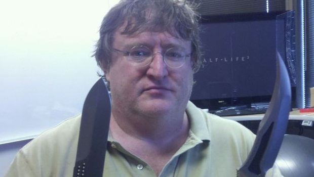 Gabe Newell brands Windows 8 a 'catastrophe' photo