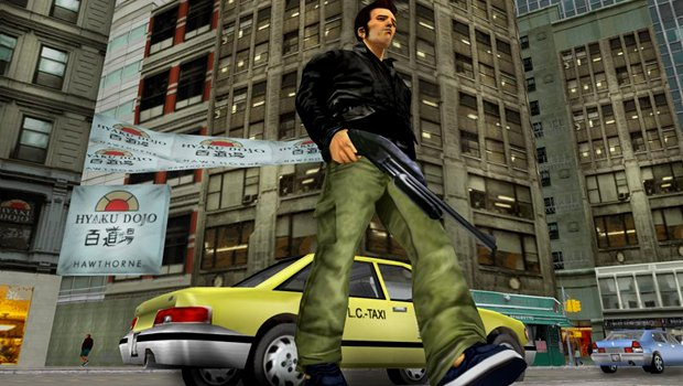 GTA III coming to PSN next week  photo