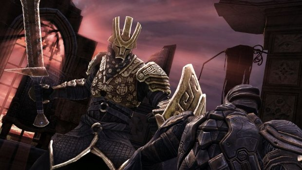 Infinity Blade II comes to Android     but it's a fake