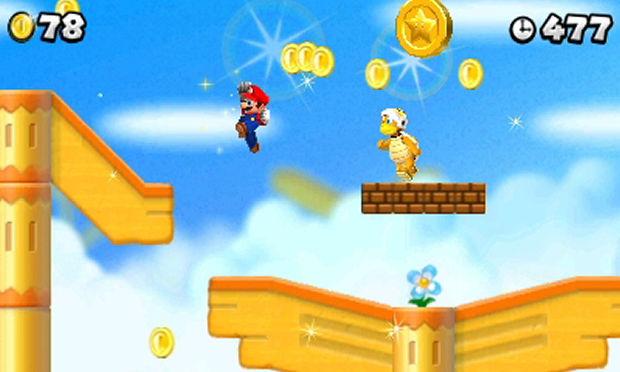 Review: New Super Mario Bros  2