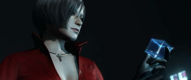 Video Resident Evil 6 S Ada Wong And Agent Hunt Mode