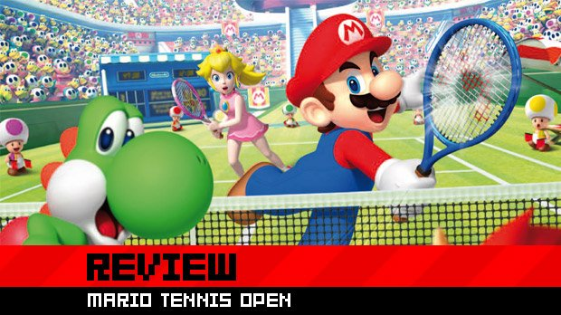Review: Mario Tennis Open photo