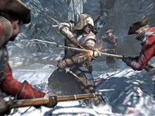 Assassin's Creed 3 AnvilNext engine struts its stuff photo