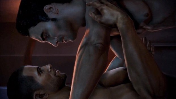 Gay Porn Video Game 111
