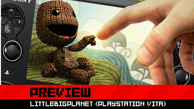 Preview: LittleBigPlanet (PlayStation Vita) photo