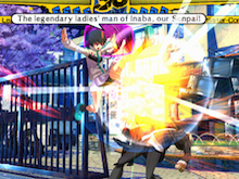 Review: Persona 4 Arena photo