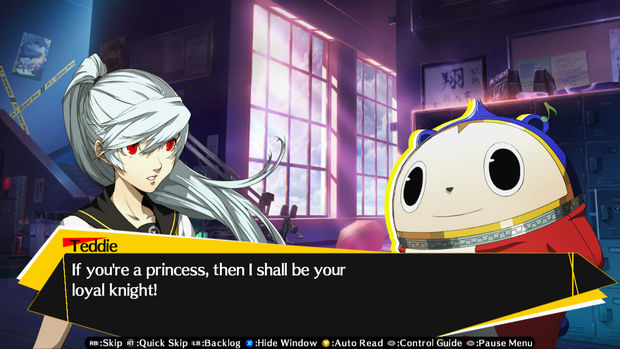 Persona 4 Dating-Guide