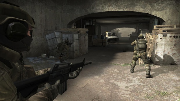 Counter-Strike: Global Offensive pre-order now on Steam photo