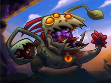 Gnaw is joining the ranks of the Awesomenauts on PC photo