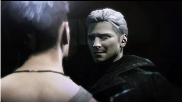 Vergil revealed in latest dmc devil may cry trailer voltagebd Choice Image