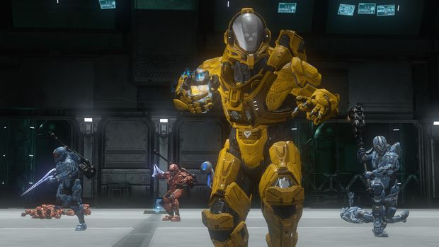 Haunted helmet spotted? | Halo: Reach and Legacy Halo | Forums