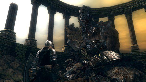 Dark Souls 2 Beta Prepare To Preview: Preview: Dark Souls: Prepare To Die Edition
