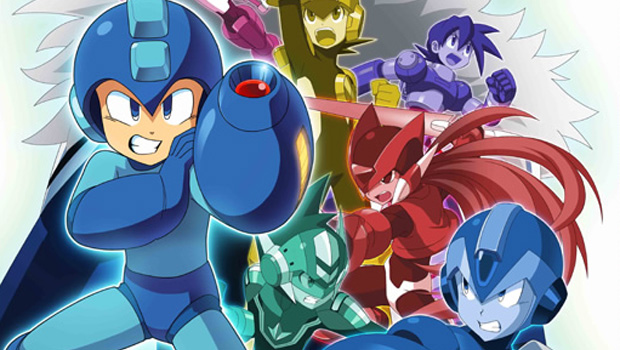 Rockman Xover is your new Mega Man game... for iOS photo