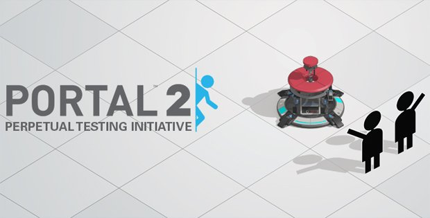 Valve update adds co-op puzzles to Portal 2 level creator