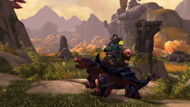 World of Warcraft to unlock every race for free photo