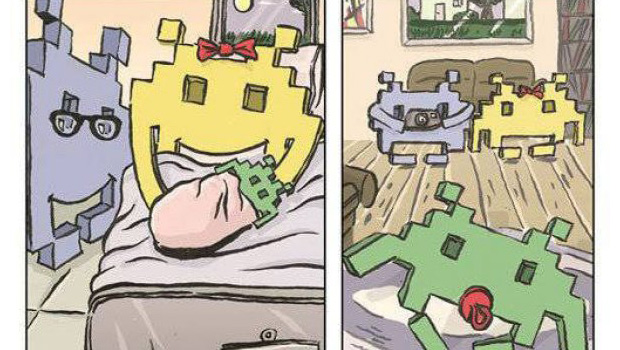 Who Knew Space Invaders Could Be So Deep And Emotional