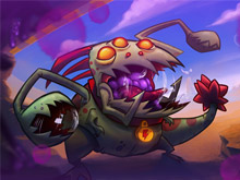 New character Gnaw now playable in Awesomenauts on PC photo