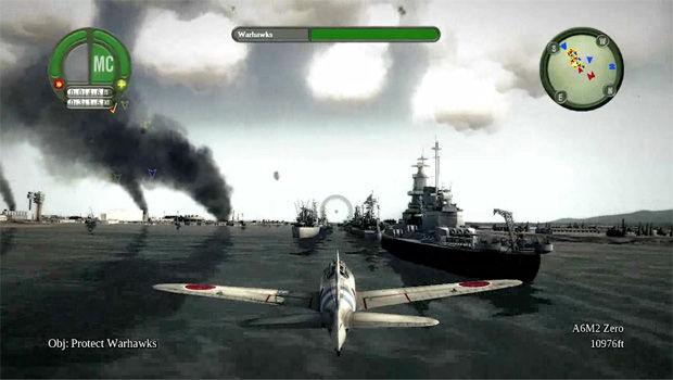 Скачать Damage Inc. Pacific Squadron WWII торрент